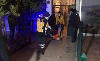 Çankaya'da alkol alan kişiler arasında kız meselesi yüzünden kavga
