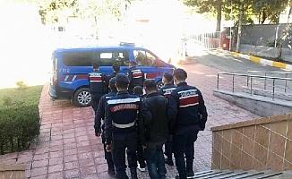 Eskişehir'de sosyal medyadan terör propagandasına 3 gözaltı