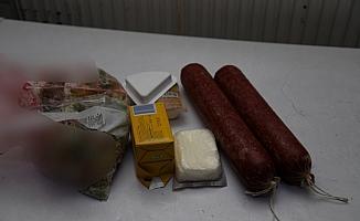 Kayseri'de tarihi geçmiş gıda satan işletmelere 16 bin 686 lira ceza verildi
