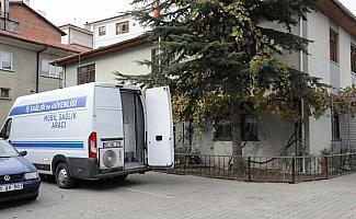 Kızılcahamam'da belediye personeline sağlık muayenesi