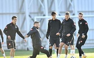 Konyaspor, Büyükşehir Belediye Erzurumspor maçına hazır