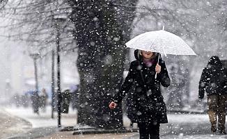 Yurt genelinde sağanak yağış ve kar bekleniyor