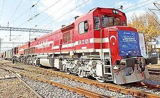 Türkiye'den ayrılan Çin treni tam yol ilerliyor