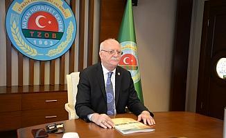 TZOB Başkanı Bayraktar, tarımsal kuraklık riski için tedbir alınmasını istedi: