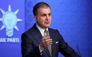 AK Parti Sözcüsü Çelik, 10 Ocak Çalışan Gazeteciler Günü'nü kutladı