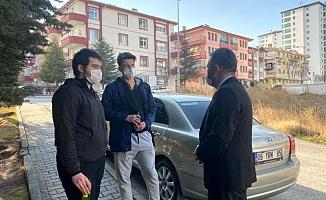 Başkan Ertuğrul Çetin sokakların nabzını tutuyor