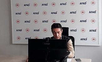 Kırşehir'de afet farkındalık eğitimi