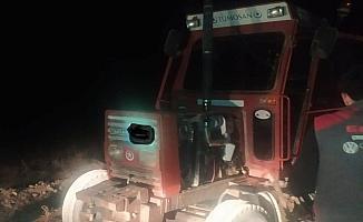 Konya'da traktör farıyla ava 10 bin 796 lira ceza
