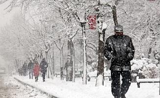 Meteoroloji'den 40 il için kar uyarısı!