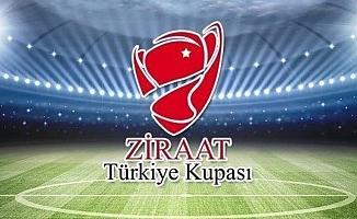 Türkiye Kupası çeyrek ve yarı final eşleşmeleri