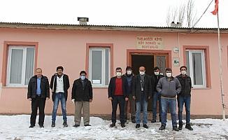 Zara Ziraat Odası'ndan köy gezileri