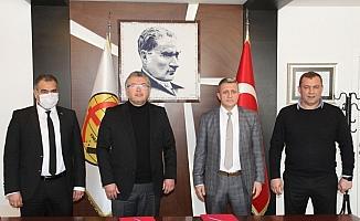 Eskişehirspor Hatıra Ormanı Projesi için protokol imzalandı