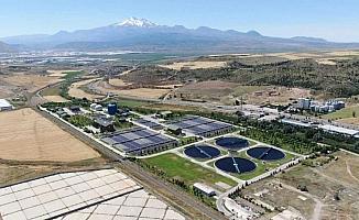Kayseri'de çamurdan 3,5 milyon lira değerinde elektrik üretildi