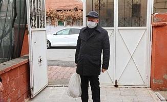 Kocasinan Belediyesi ihtiyaç sahiplerine 3 ton süt dağıttı