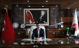 Niğde Cumhuriyet Başsavcısı Harun Karahan görevine başladı