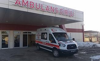 Sivas'ta bir kişi, köy muhtarını tüfekle başında yaraladı