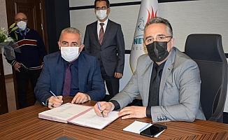 Nevşehir Belediyesinde toplu iş sözleşmesi sevinci