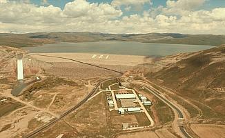 Ağrı'daki Yazıcı Barajı ekonomiye 82 milyon 500 bin liralık katkı sağladı
