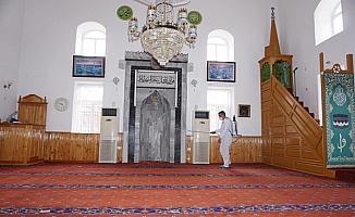 Beypazarı'nda camiler ramazana hazırlandı