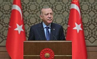 Cumhurbaşkanı Erdoğan'dan yerli aşı için son dakika açıklaması