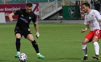 Denizlispor ile Sivasspor yenişemedi