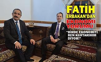 """Erbakan'dan Babacan'a """"Siz Berat bey'den iki kat faiz ödediniz"""""""