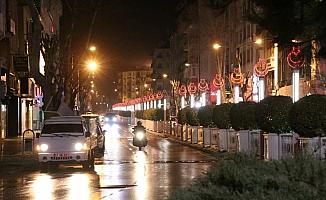 İç Anadolu sokağa çıkma kısıtlamasıyla sessizliğe büründü