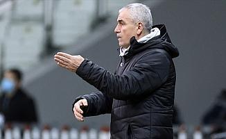 Rıza Çalımbay'ın Beşiktaş'a şansı tutmuyor