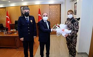 Türk Polis Teşkilatının 176. kuruluş yıl dönümü kutlanıyor