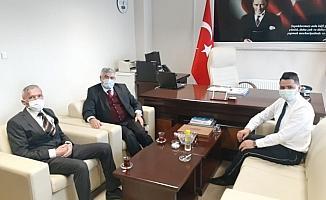 Ulaş Belediye Başkanı İlbey, Türk Polis Teşkilatı'nın 176. kuruluş yıl dönümünü kutladı