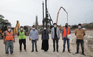 Akyurt Devlet Hastanesi inşaatının 2 yılda tamamlanması planlanıyor