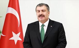 Bakan Koca'dan Kılıçdaroğlu'nun Çin aşısı açıklamasına tepki
