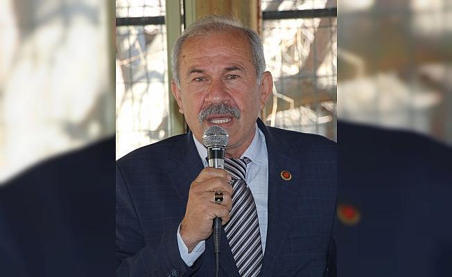 Beypazarı Muhtarlar Derneği Başkanı Köksal'dan İsrail'in Filistinlilere yönelik saldırılarına tepki