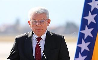 Dzaferovic'ten Netanyahu'ya tepki: Bosna Hersek İsrail'in Gazze'deki masum insanlara yaptığı saldırıları desteklemiyor