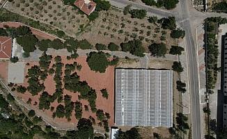 Eskişehir'de hibe destekli Kadın Çiftçi Eğitim Merkezi inşaatı tamamlanma aşamasına getirildi