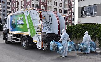 Kocasinan Belediyesi atıkları geri dönüşüme kazandırıyor