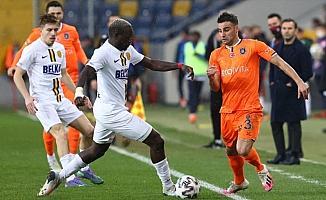 Medipol Başakşehir, Süper Lig'de yarın MKE Ankaragücü'nü konuk edecek