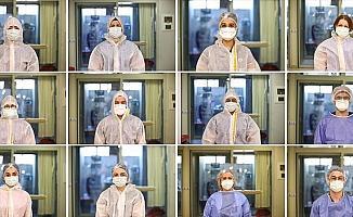 Sağlık çalışanları görev başında: Bizim için bayram hasta sayılarımızın azalması demek
