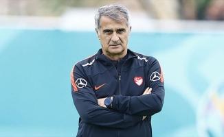 A Milli Takım Teknik Direktörü Şenol Güneş: İtalya maçını çok önemsiyorum