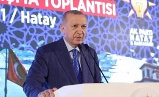 Cumhurbaşkanı Erdoğan: Erken seçimin tarihi belli, haziran 2023