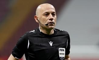Cüneyt Çakır, EURO 2020'de Macaristan-Portekiz maçını yönetecek
