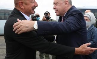 Erdoğan ve Aliyev'den tarihi imza ve açıklama!