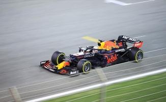 F1 Fransa Grand Prix'sinde zafer Max Verstappen'in