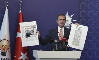 Ömer ÇÖmer Çelik'ten AK Parti MKYK sonrası açıklamalar