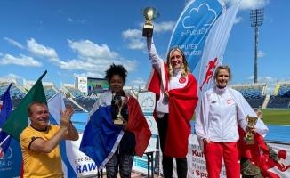 Özel Sporcular Kadın Para Atletizm Milli Takımı dünya şampiyonu oldu