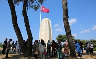 Sivas'ta kitap okuma yarışmasında dereceye giren öğrenciler Çanakkale gezisiyle ödüllendirildi