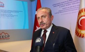 TBMM Başkanı Şentop: Teknolojik gelişmeler terörle mücadelemizi iyi bir noktaya taşıdı