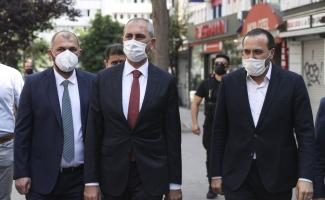 Adalet Bakanı Gül, Medeniyet Derneği Ankara Temsilciliğinin açılışını gerçekleştirdi: