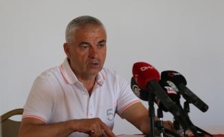 Rıza Çalımbay, yeni sezonun geçen yıla göre çok daha zor olacağını söyledi: