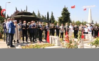Samsun ve çevre illerde 15 Temmuz Demokrasi ve Milli Birlik Günü dolayısıyla etkinlikler düzenlendi